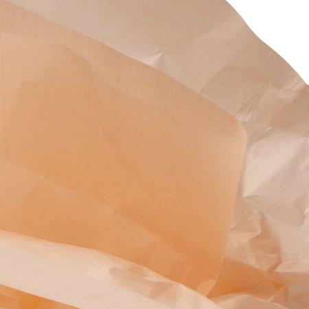 24ea - 20 X 30 Cream Blush Quire Fold Tissue Paper by Paper Mart
