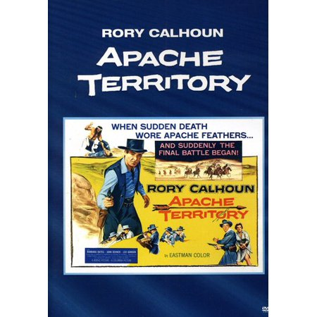 Apache Territory (DVD)](Apache Headress)