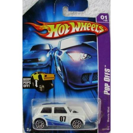Morris Mini Cooper Pop Offs Series 1 2007 37 Mattel Hot Wheels 164