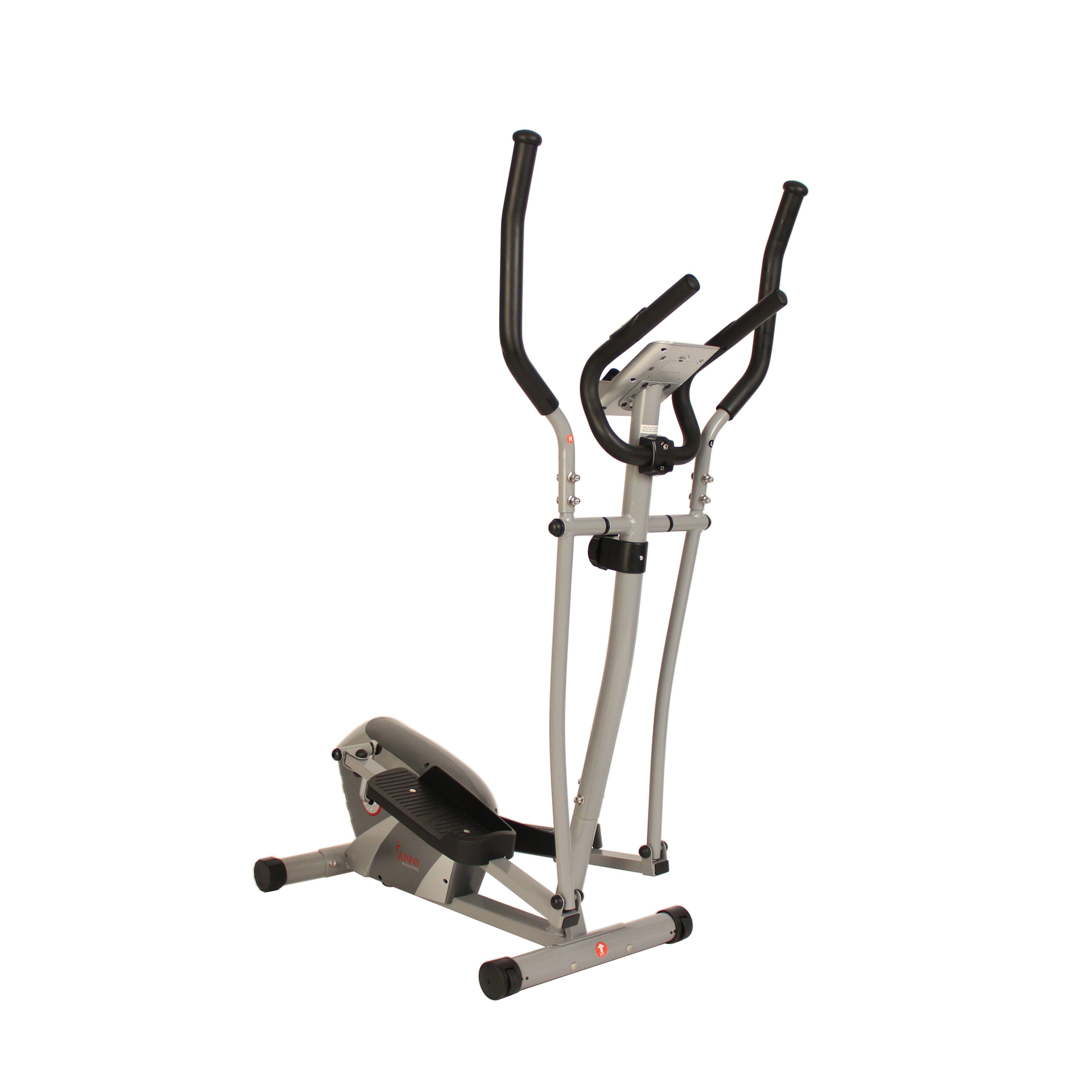 Sunny Health & Fitness SF-E3628 Magnetic Elliptical Trainer Elliptical Machine w/ LCD Monitor