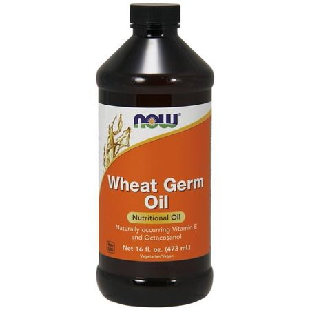 - Wheat Germ Oil Now Foods 16 oz Liquid