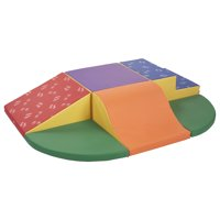 Softzone Little Me Wall Climb and Slide - Primary