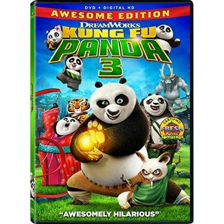 Kung Fu Panda 3 (Awesome Edition) (DVD)