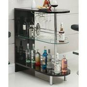 Coaster Modern Bar Unit Multiple Finishes