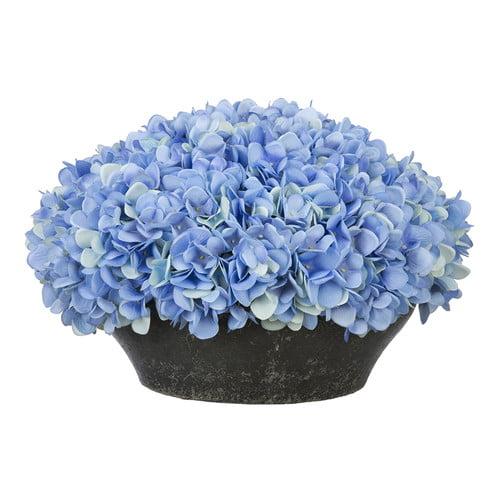 House of Silk Flowers Inc. Hydrangea Centerpiece in Bowl
