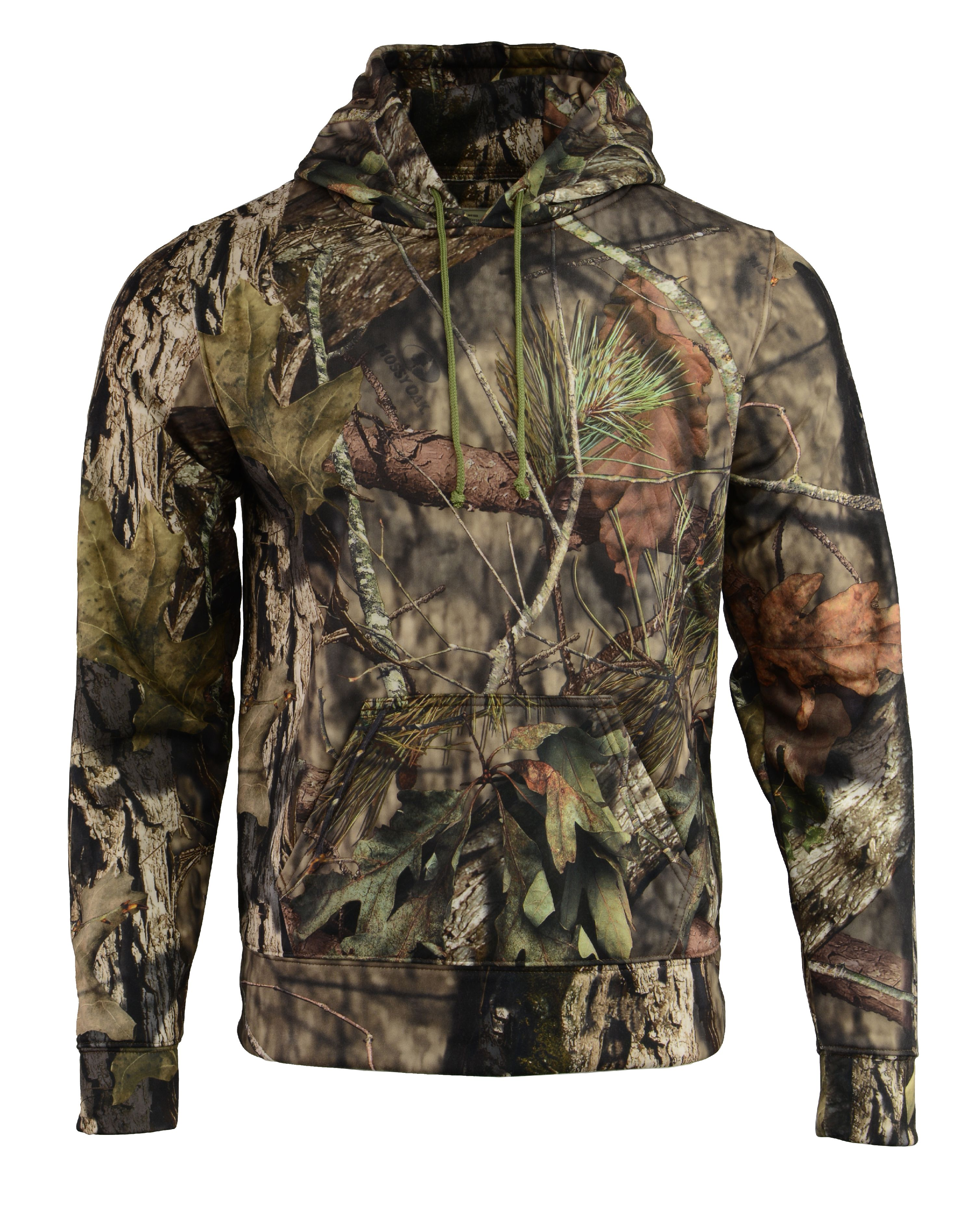 1a235c038b2e8 Men's Pull Over Mossy Oak® Camouflage Hoodie - Walmart.com