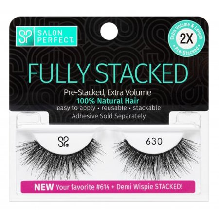 Salon Perfect 630 Stacked - Thickens Lashes