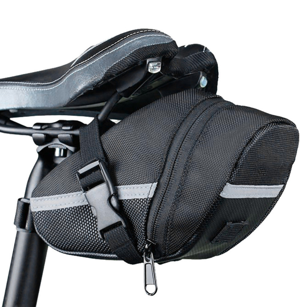 Waterproof Outdoor Bicycle Storage Saddle Bag Bike Seat Cycling Rear Pouch