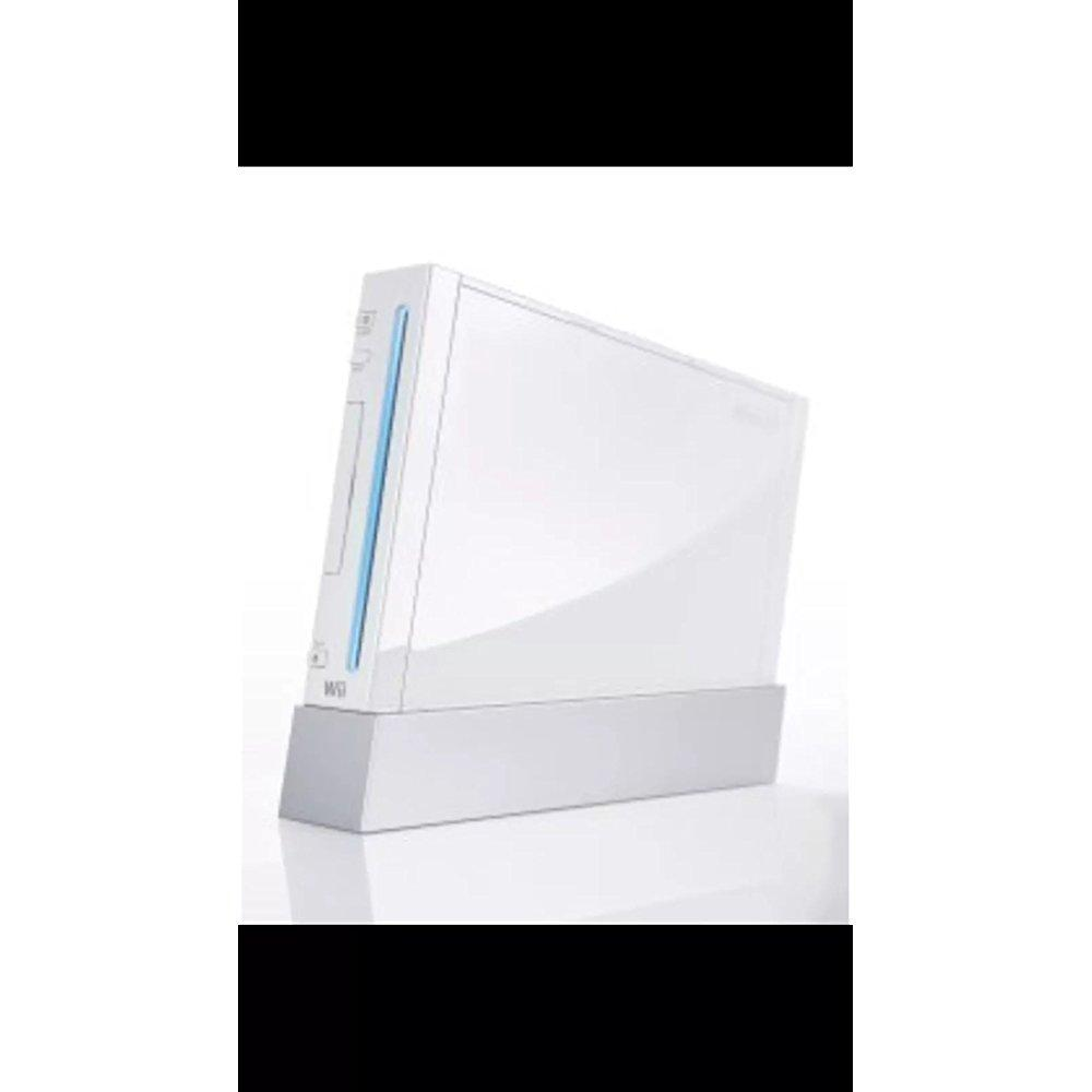 Nintendo Wii Game console white by Nintendo
