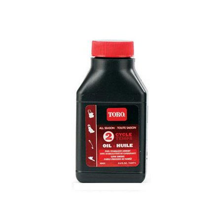 Toro Box (Toro Co M/R Blwr/Trmmr 38901 2-Cycle All-Season Oil, 2.6-oz. )