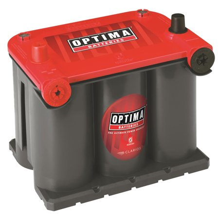 Optima Batteries 9022-091 Group 75/25 12V Red Top Battery