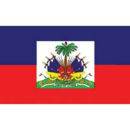 Haiti Flag 2ft x 3ft -