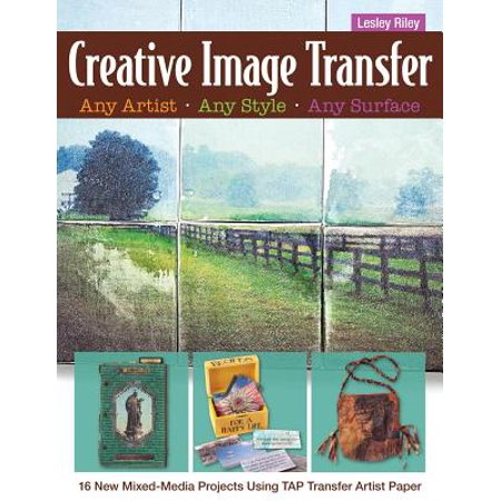 Creative Image Transfer—Any Artist, Any Style, Any Surface - (Andy Styles)