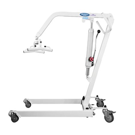 Patient Support - Fabrication Enterprises 01-9600 Alliance Patient Lift Sling of Split Leg with Full Head Support, Medium - 400 lbs