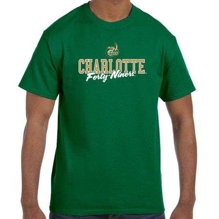 Unc Apparel (J2 Sport UNC- Charlotte 49ERS NCAA Campus Script Unisex)