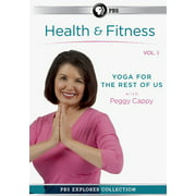 Health & Fitness Vol. 1: Yoga For The Rest of Us (DVD) by PARAMOUNT HOME ENTERTAINMENT
