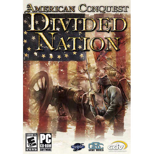 American Conquest - Divided Nation VG+/NM