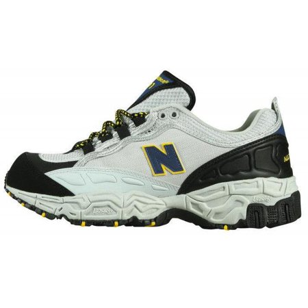 cienie bardzo popularny buty temperamentu Mens New Balance 801 Bringback Trail Grey Black Blue Yellow M801AT