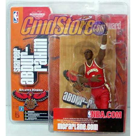 SHAREER ABDUR-RAHIM NBA SportsPicks McFarlane Basketball Figure Series 5 - image 2 de 2