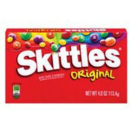 Skittles Original Theatre Box, 4.0 oz