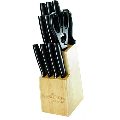Schrade La Cuisine Kitchen Cutlery Set W
