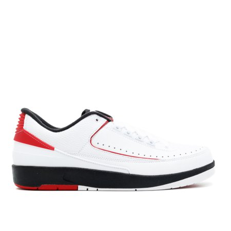 Air Jordan - Men - Air Jordan 2 Retro Low 'Chicago 2016 Release' - 832819-101 - Size 9.5 - image 2 de 2