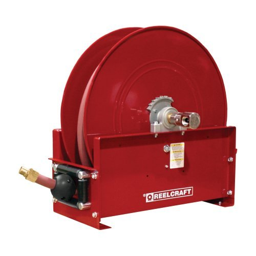 Reelcraft Vehicle Mount Air/Water 1/2 in. Hose Reel - 100 ft.
