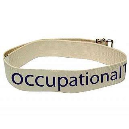 "Department Labeled Gait Belts 60"" - OCCUPATIONAL THERAPY"