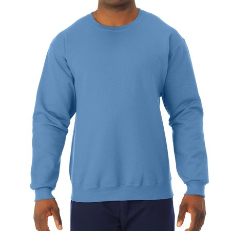 Jerzees Mens Nublend Preshrunk Fleece Crew Sweatshirt
