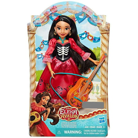 Elena Of Avalor A Day To Remember Elena Doll
