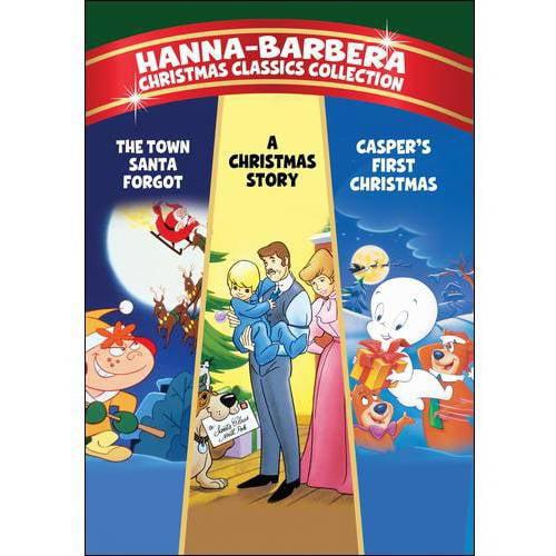 Hanna-Barbera Christmas Classics Collection: A Christmas Story ...
