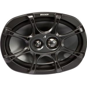 Kicker 6x9  3 WAY COAXIL SPEAKERS