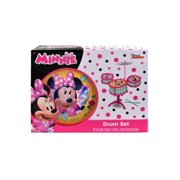 Baby 2 Year Old Toys Kids Toddlers Girls Pink Music Drum Set St