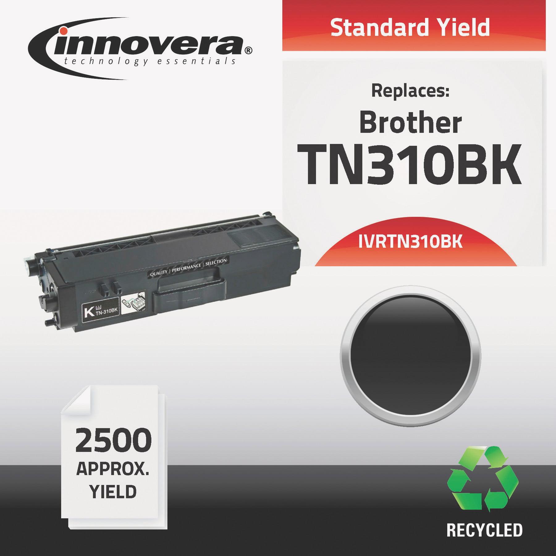 Innovera TN310BK Compatible Reman (TN-310) Black Toner Cartridge