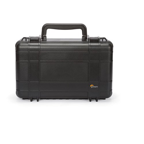 Lowepro Hardside 300 Photo Waterproof Hard Case with Removable Backpack (Black) by Lowepro