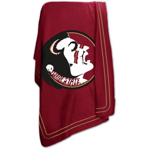 "Logo Chair NCAA Florida State 50"" x 60"" Classic Fleece Throw"