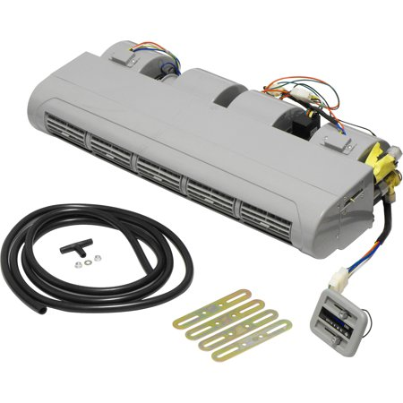 HVAC Unit Case Assembly -- A/C Under Dash - Billet Under Dash