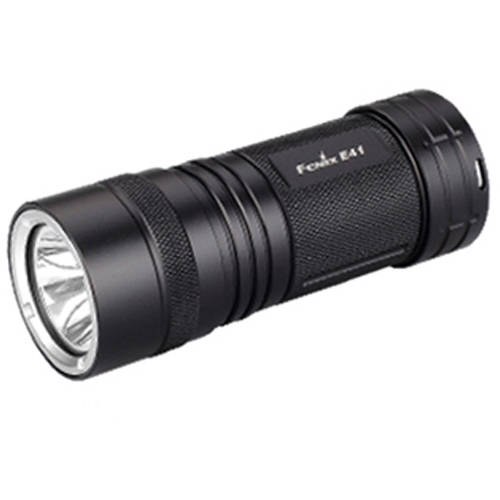 Fenix Flashlights Fenix E Series 1000 Lumen, AA, Black