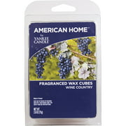 American Home by Yankee Candle Wine Country, 2.6 oz Fragranced Wax Cubes