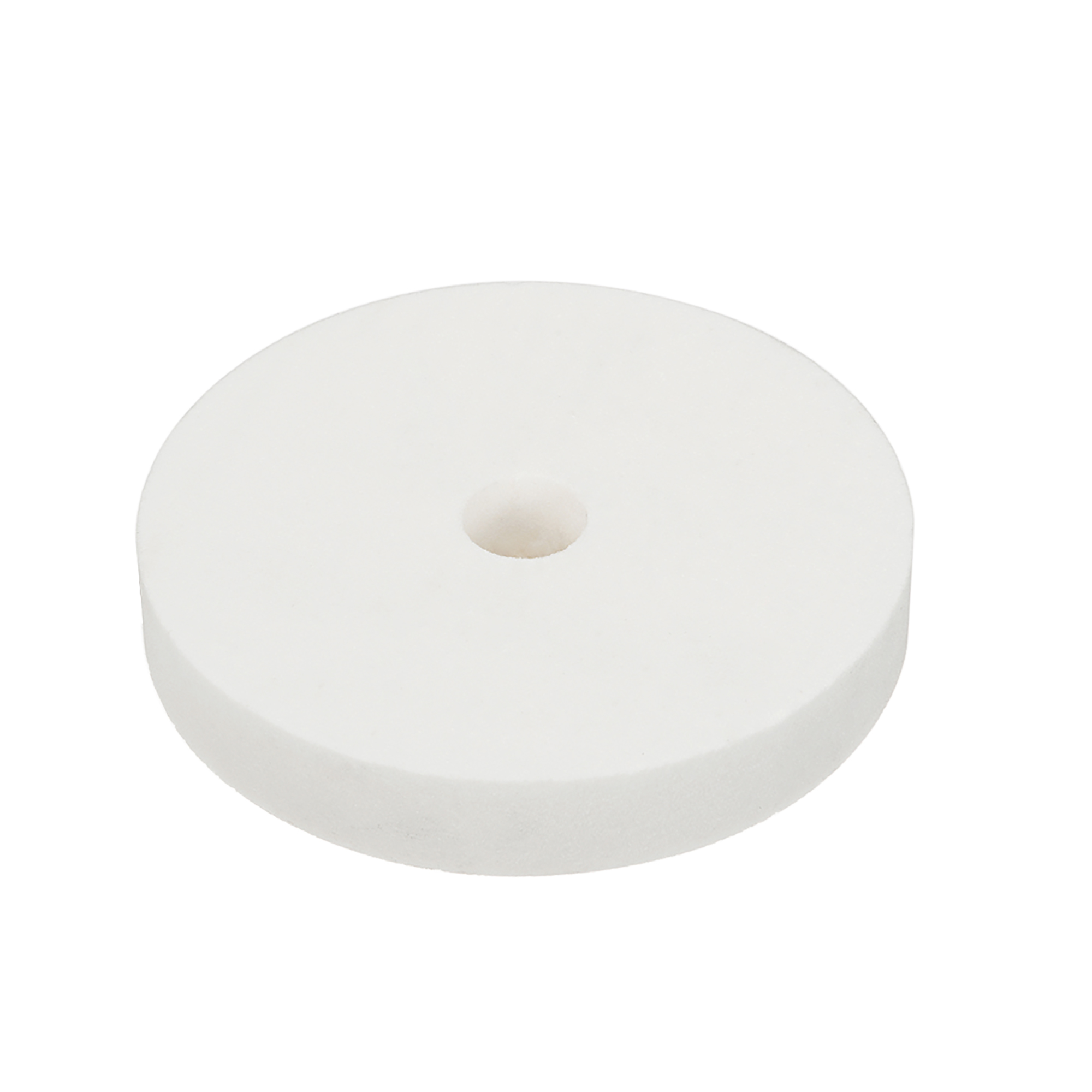 5-Inch Bench Grinding Wheels White Aluminum Oxide WA 60 Grits Surface Grinding Ceramic Tools - image 3 de 3
