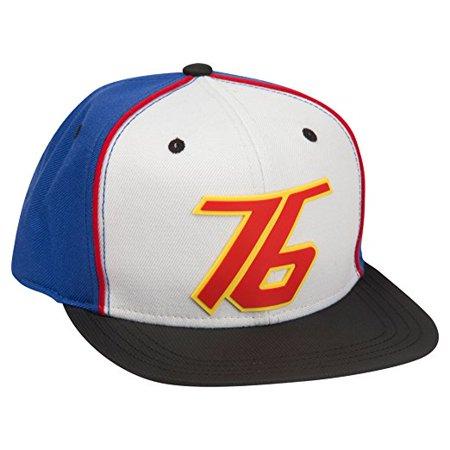 Baseball Cap - Overwatch - Soldier 76 Logo Snap-Back - Soldier Hat