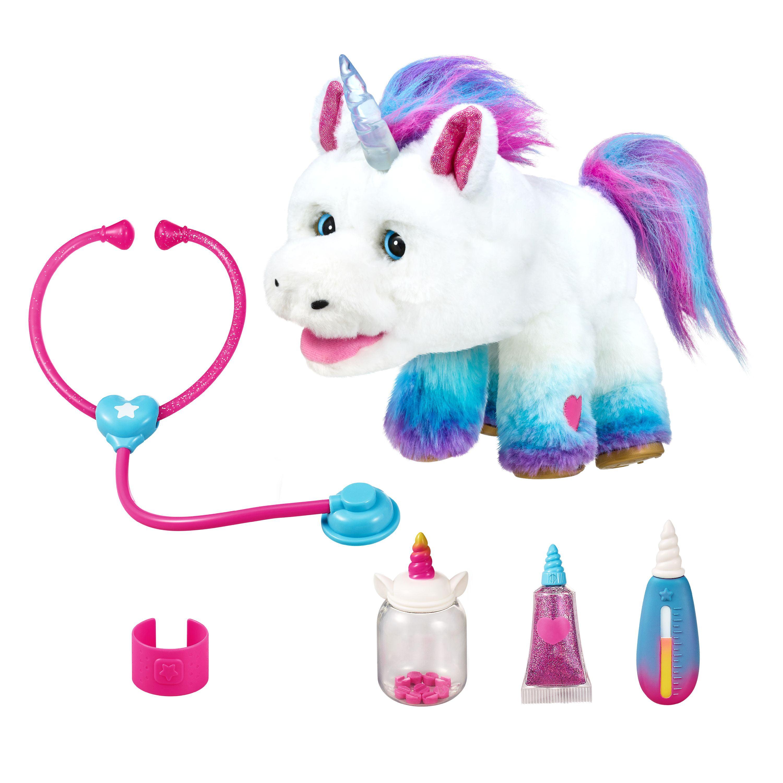 Brand new Rainglow Light-Up Unicorn Vet set
