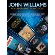 John Williams for Beginning Piano Solo (Paperback)