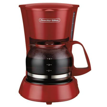 Proctor-Silex 4 Cup Coffeemaker