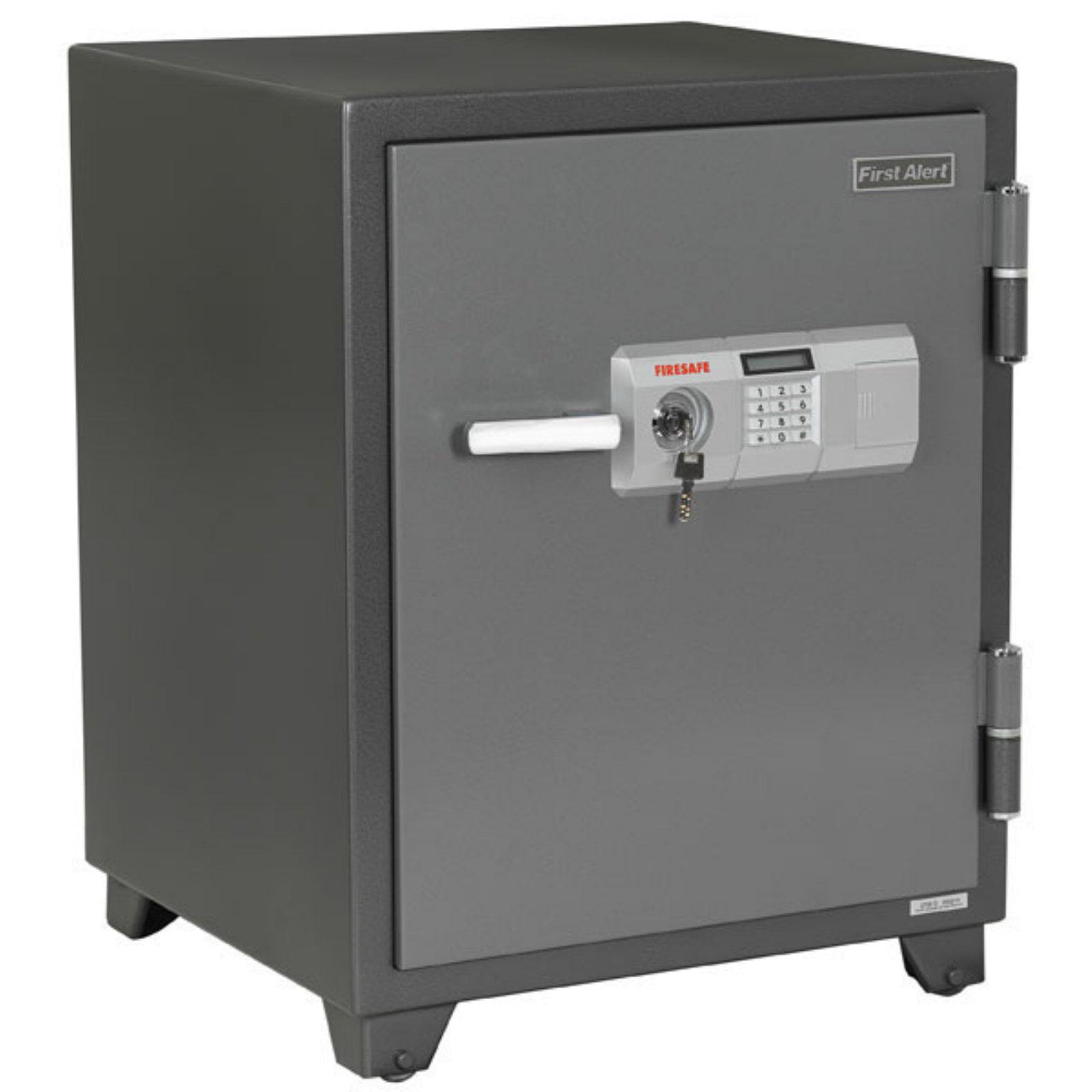 First Alert 2700DF 3.12 Cu. Ft. Fire Theft Digital Safe