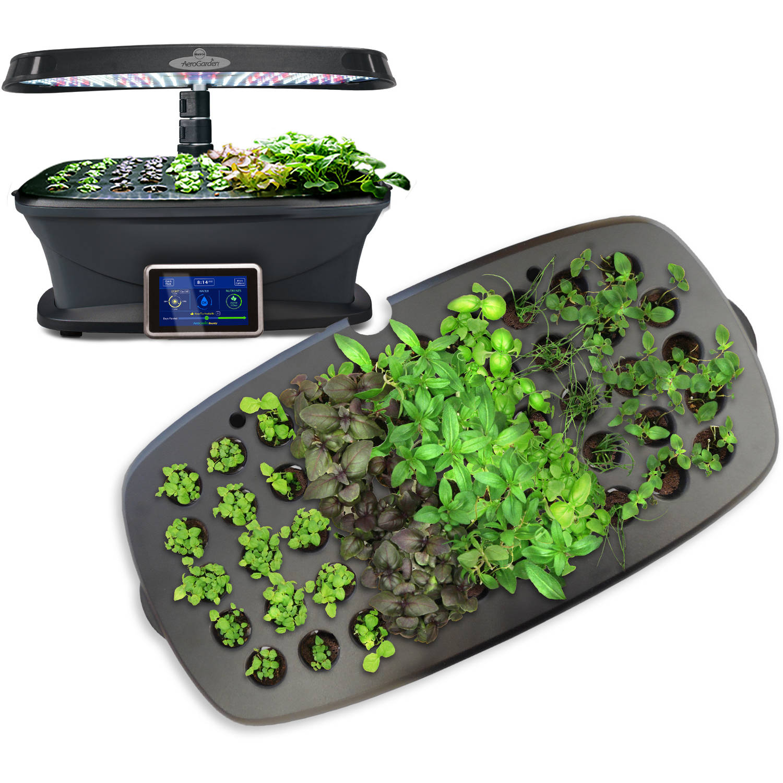 Miracle-Gro Aerogarden Bounty Seed Starting System Tray - Walmart.com