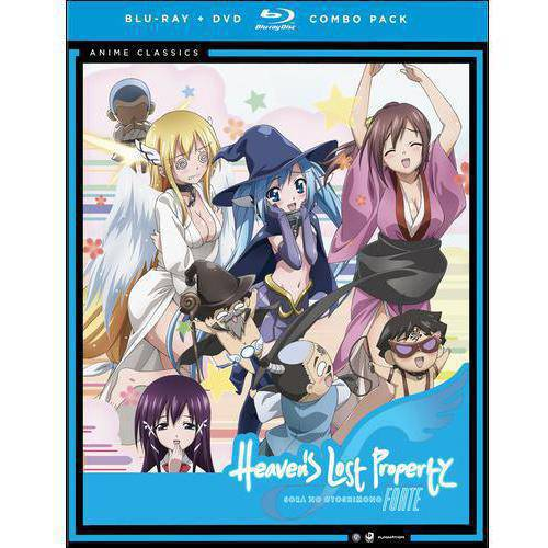 Heaven's Lost Property: Forte - The Complete Season 2 (Blu-ray + DVD)