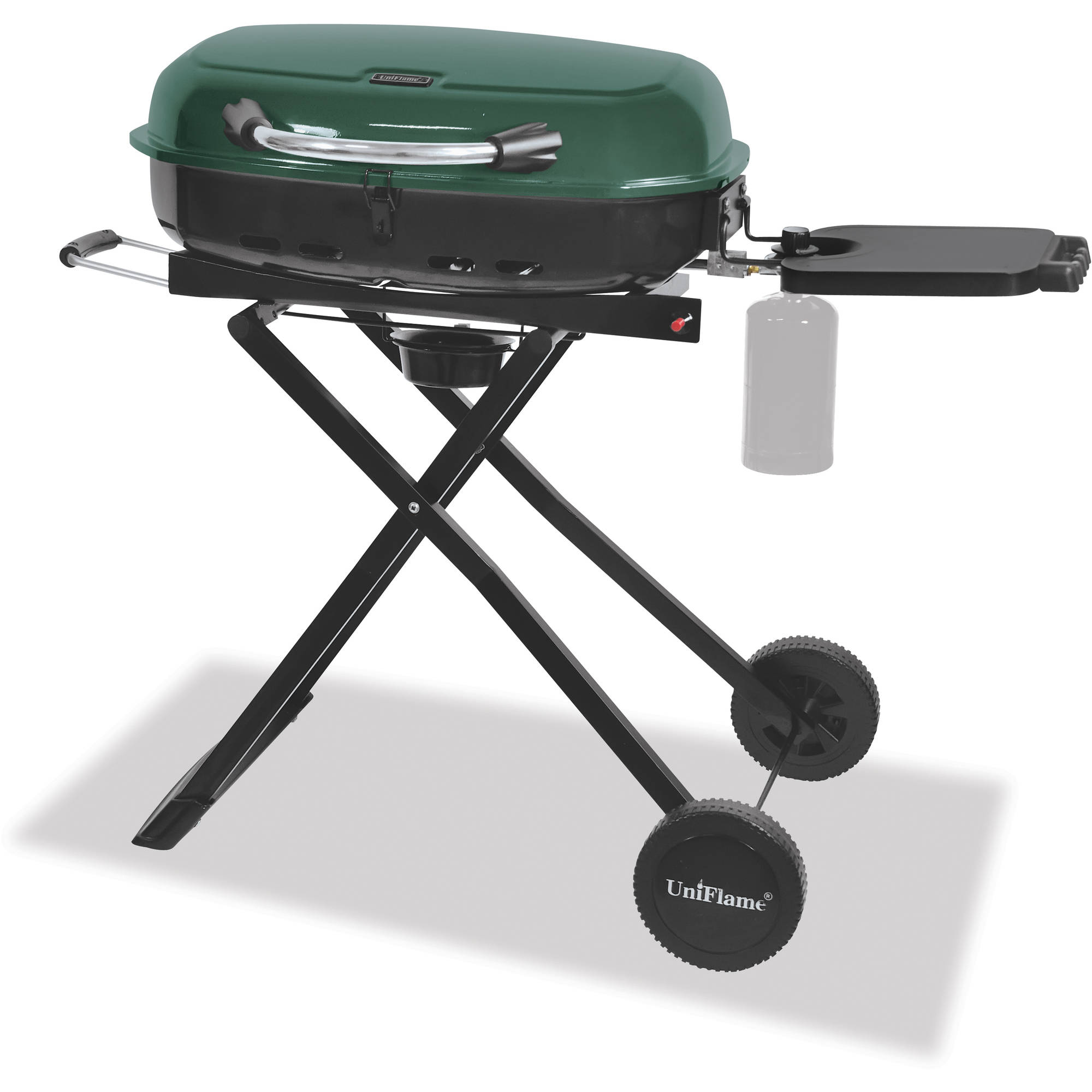 Costway 4 Burner Gas Porpane Grill Stainless Steel Outdoor Patio Cooking Bbq W Casters Com