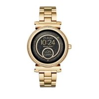 Michael Kors Sofie Stainless Steel Bracelet Touchscreen Smartwatch