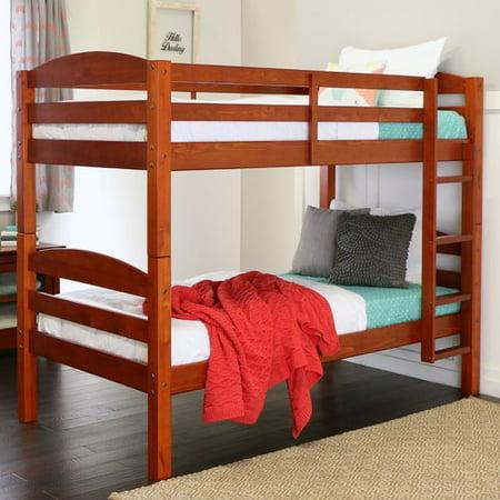 Home loft concepts twin bunk bed for Home loft concept bunk bed